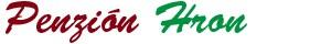 logo Penzión Hron